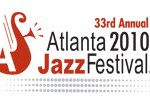 #108 – 33rd Annual Atlanta Jazz Festival This Weekend! Saturday and Sunday, May 29-30, 2010