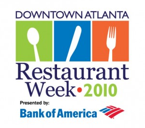 #168 – BONUS Post! The Downtown Atlanta Restaurant Week 2010 Official Cocktail