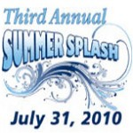 #173 – Celebrate Summer and Cool Down at the 3rd Annual Summer Splash – Chattahoochee River National Recreation Area in Sandy Springs – July 31, 2010