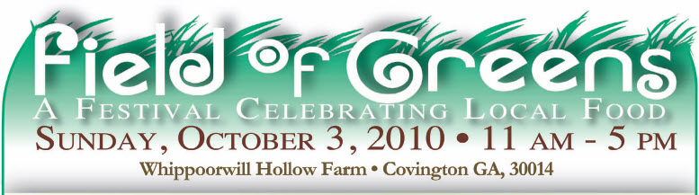 #235 – Field of Greens Farm Festival This Weekend – Sunday, October 3, 2010 – PLUS Win a Pair of Tickets to the Festival!
