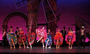 Atlanta Ballet Presents Moulin Rouge The Ballet - Cancan Girls - Photo by Charlie McCullers Courtesy of Atlanta Ballet - comp