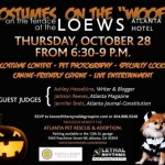 "#268 – Costumes on the ""WOOF"" with Your Pooch Tomorrow Night at the Loews Hotel – Thursday, October 28, 2010"