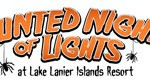 #272 – Last Weekend to Catch the Haunted Nights of Lights at Lake Lanier Islands Resort – Saturday and Sunday, October 30-31, 2010