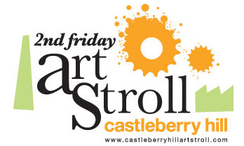 #287 – Castleberry Hill 2nd Friday Art Stroll Tonight – Friday, November 12, 2010