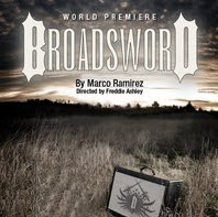 #354 – A Little Bit Rock 'n Roll, A Little Bit Sci-Fi? Check Out the World Premiere of Broadsword at Actor's Express, Through February 12, 2011