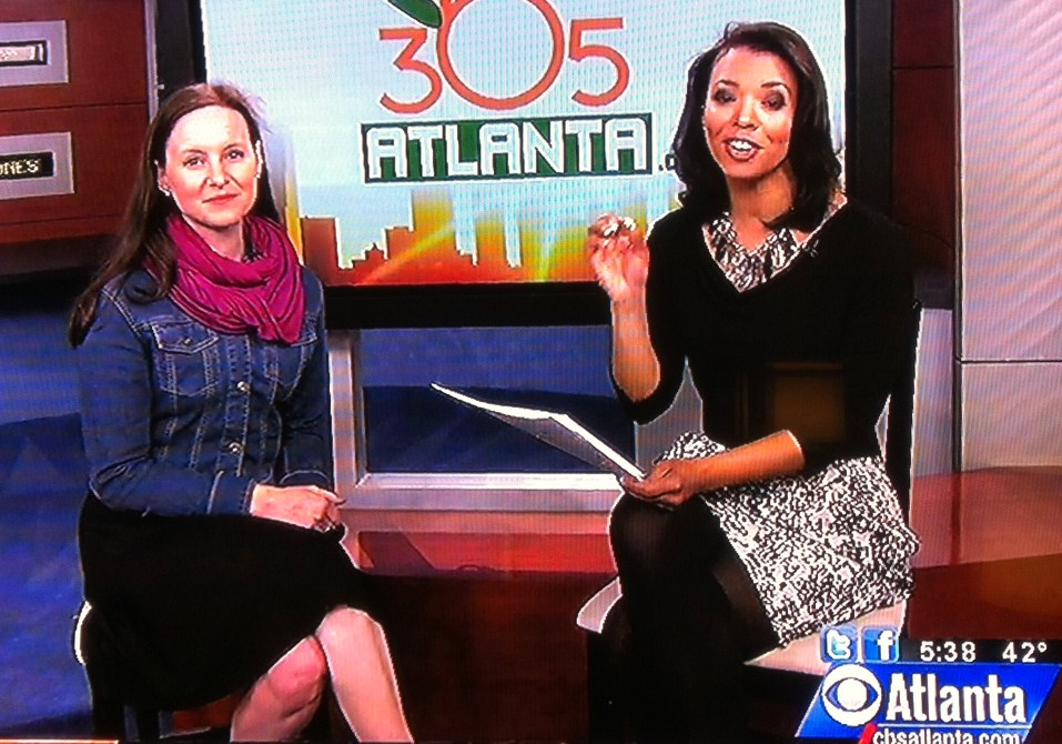 If You Missed Our Segment on CBS Better Mornings Atlanta This Week…Here You Go! March 8, 2011