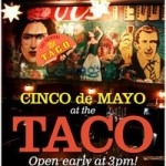 Cinco for Cinco – Our Top Five Picks for Your Atlanta Cinco de Mayo Celebration – May 5, 2011