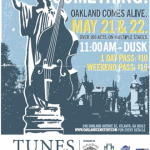 "This Weekend, Enjoy Music Among the Spirits at ""Tunes from the Tombs"" at Oakland Cemetery – May 21 & 22, 2011"