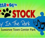 Bring Your Furry Friends to the 6th Annual Woofstock – Pet Party in the Park in Suwanee with Star 94 – Saturday, May 7, 2011