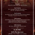 Eleven Hosts Summer Beer Dinner Featuring Samuel Adams – Wednesday, June 22, 2011