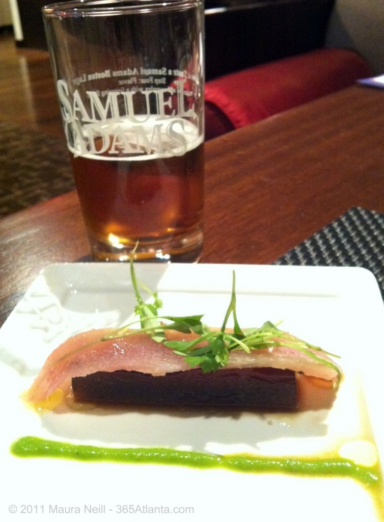 eleven-loews-atlanta-hotel-samuel-adams-beer-dinner-amuse-course