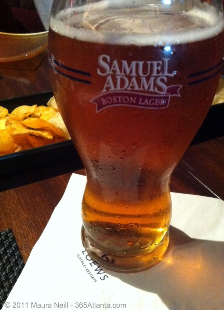 eleven-loews-atlanta-hotel-samuel-adams-beer-dinner-beer