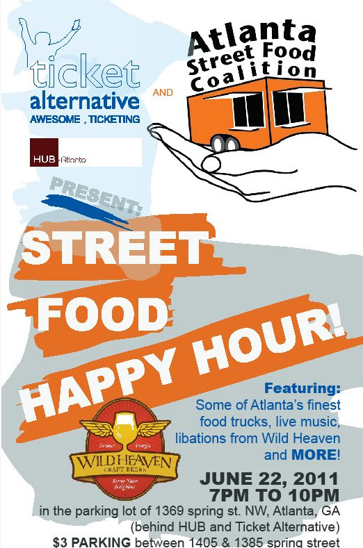 street-food-happy-hour-ticket-atlernative-hub-atlanta-ga