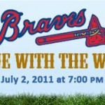 The South Rises Again as the Atlanta Braves Celebrate Gone with the Wind Night – Saturday, July 2, 2011