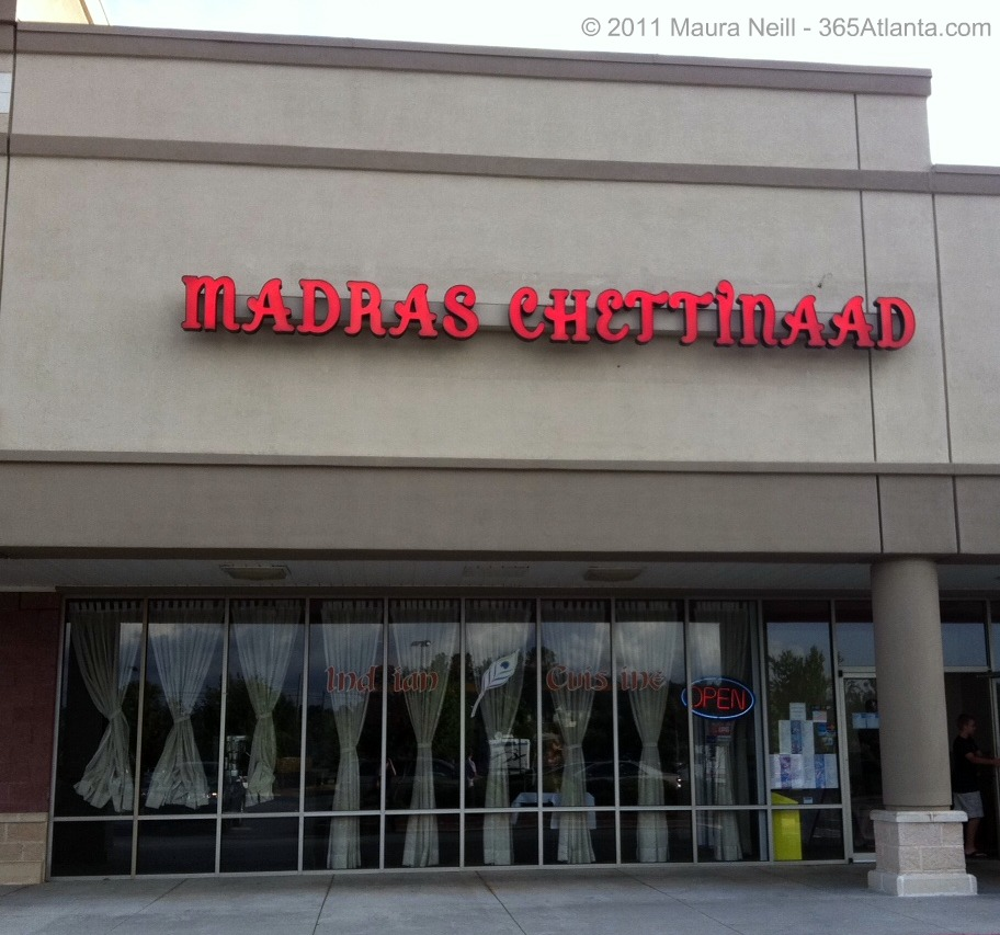 Madras Chettinaad 4305 State Bridge Road Alpharetta Ga