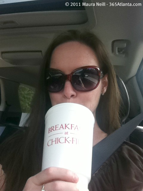 If You Know Me, You Know I LOVE My Tea! Register Now For Your FREE Chick-Fil-A Tea, August 1-13, 2011