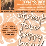 It's Ba-ack! Street Food Happy Hour at Ticket Alternative – Wednesday, July 27, 2011