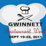 Take Your Tastebuds on a Trip Around the World – 6th Annual Gwinnett International Restaurant Week, September 19-22, 2011
