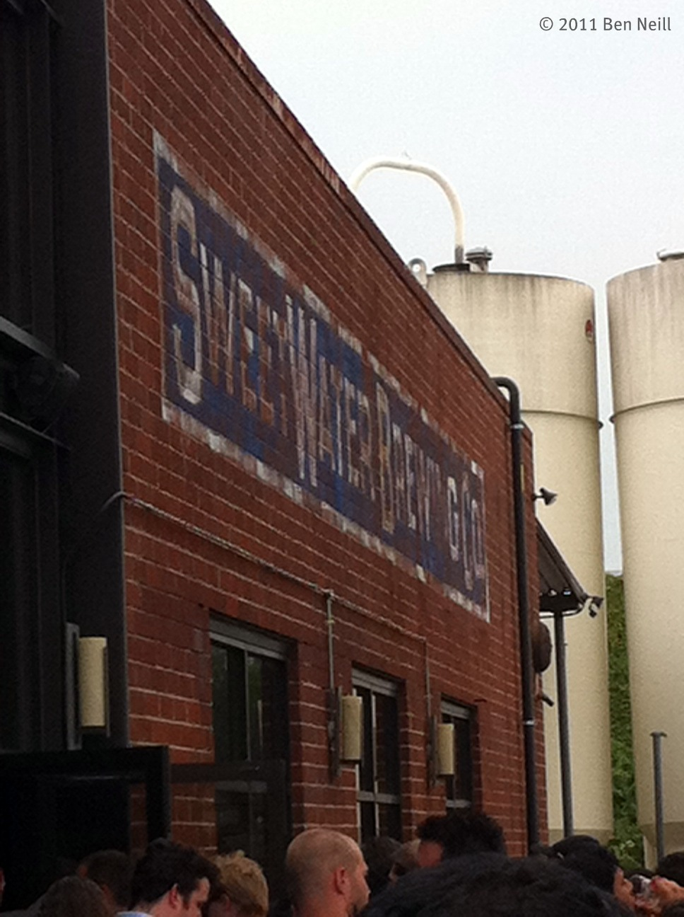 sweetwater-ipa-day-brick-sign-ottley-drive-atlanta-ga