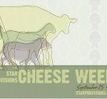 Celebrate Cheese at the Third Annual Cheese Week at Star Provisions – September 15-17, 2011