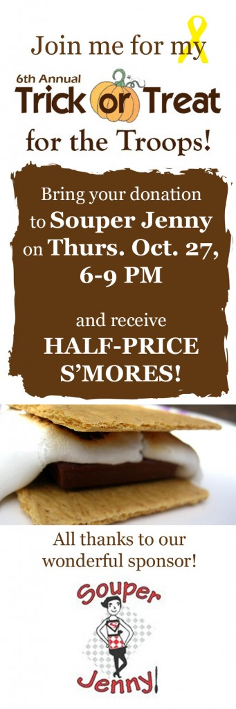 souper-jenny-half-price-smores-trick-or-treat-for-the-troops-atlanta-ga-october-2011
