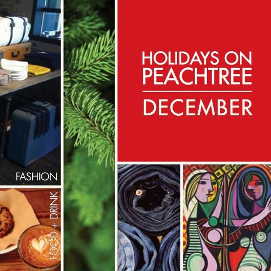 Holiday Shopping is a Breeze at the December Midtown Pop-Up Shops in Atlanta – December 1-3, 2011