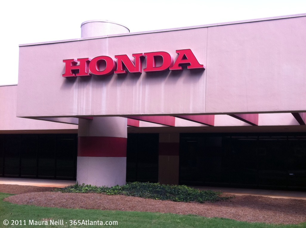 learn to ride at the honda motorcycle safety foundation campus in