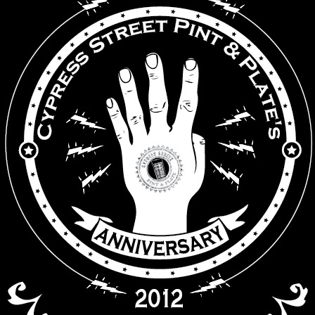Join Cypress Street Pint & Plate to Celebrate Their 4th Anniversary – Tuesday, January 31, 2012