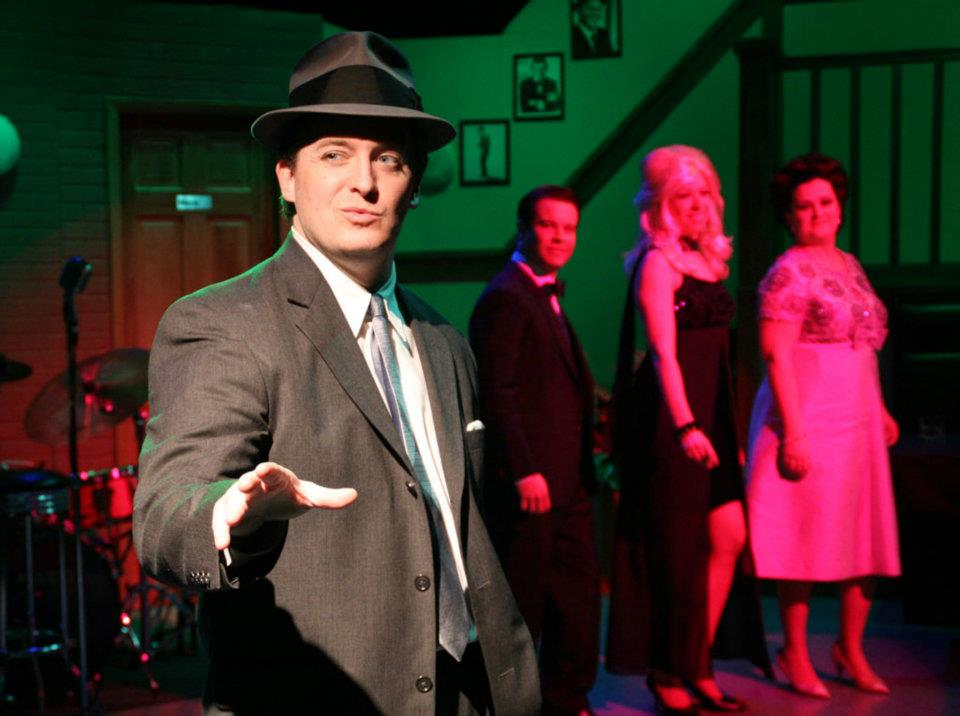 "Stage Door Players in Dunwoody Celebrates the Life and Music of Frank Sinatra in ""My Way"" – Through February 12, 2012"
