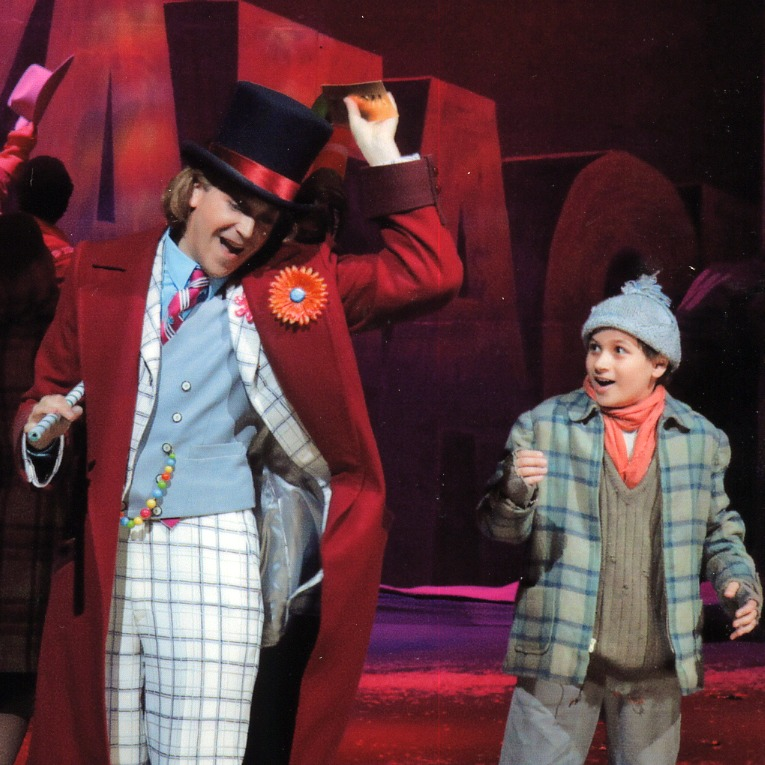 "The Atlanta Opera Presents ""The Golden Ticket"" – Fellow Willy Wonka Lovers, Won't You Join Me?"