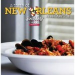 """A Taste of New Orleans"" Returns to South City Kitchen Vinings – Through February 11, 2012"