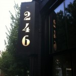 This Just In! Hollywood Comes to No. 246 in Decatur! Restaurant Temporarily Closed for Filming – March 25-30, 2012!