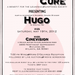 "Cinema for a Cure Screens ""Hugo"" Benefiting the Leukemia and Lymphoma Society – Saturday, May 19, 2012"