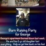 Dine Out Tonight to Help a Local in Need – DBA Barbecue Hosts Benefit for One of Their Own – May 1, 2012