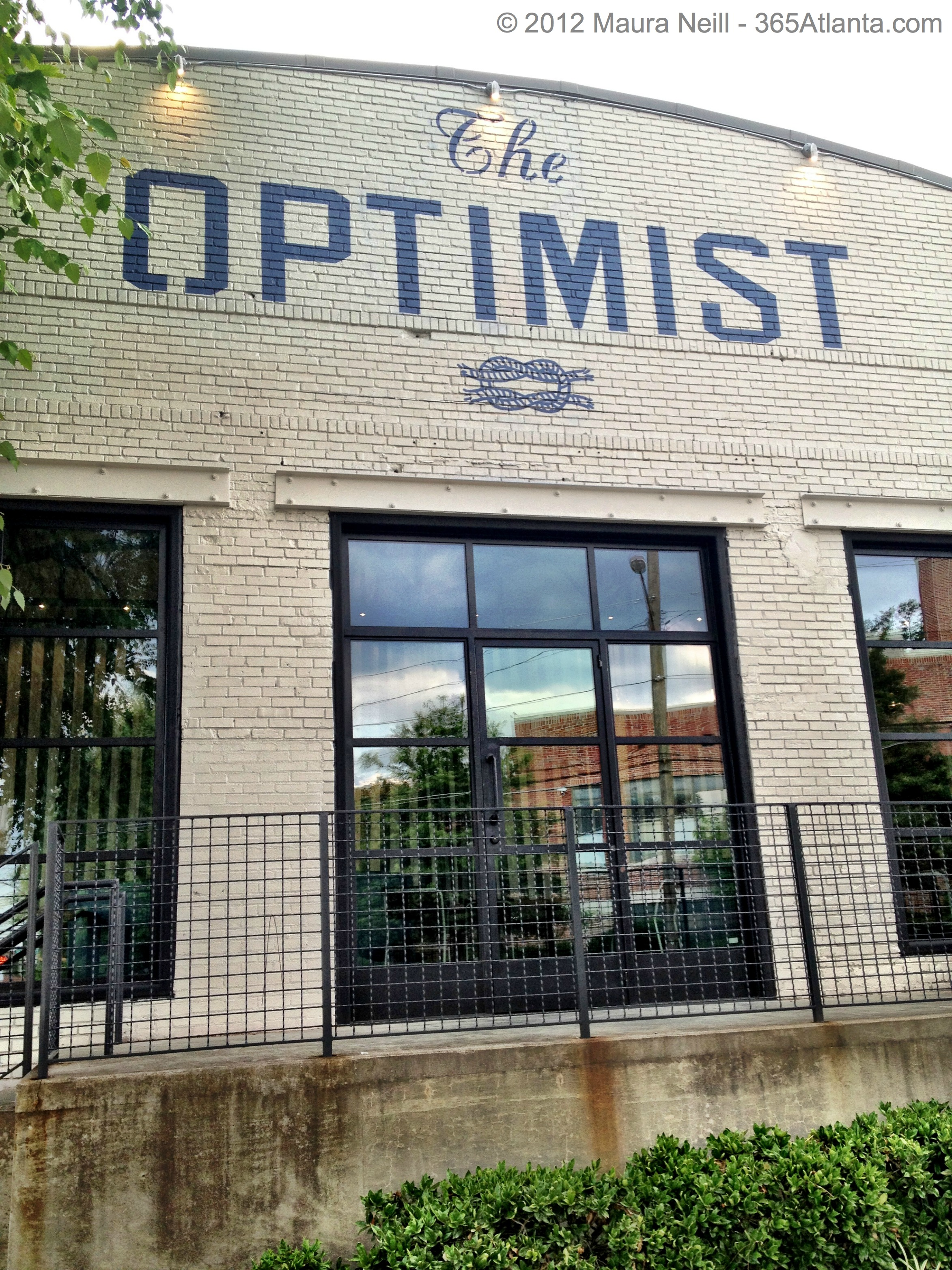 Chef Ford Fry's The Optimist Leaves Me (Finally) Optimistic About Seafood in Atlanta