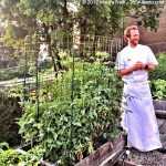 Exploring Ecco's Rooftop Garden with Executive Chef Craig Richards [VIDEO]